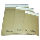 大牛皮汽泡袋/氣泡袋/防震袋/保護袋 內徑約25x36cm(不含蓋) NO.4