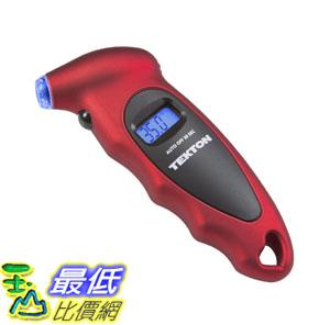 [106美國直購] 胎壓計 TEKTON 5941 Digital Tire Gauge 100 PSI