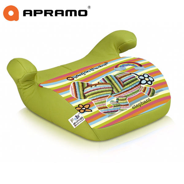 Apramo ARTEMIS 兒童增 高座墊-大象 加贈 安全帶固定器