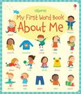 【麥克書店】MY FIRST WORD BOOK ABOUT ME / 幼兒立體書