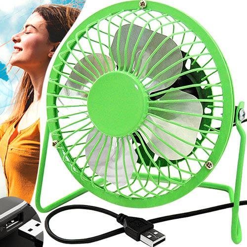 4吋金屬葉片桌扇.鋁葉USB風扇.桌上型冷風扇.散熱降溫360度環保風扇.特賣會便宜推薦哪裡買ptt