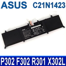 ASUS C21N1423 原廠電池 P302 P302L P302LJ P302LA F302 F302L F302U F302LA F302LJ F302UV X302UJ X302UV
