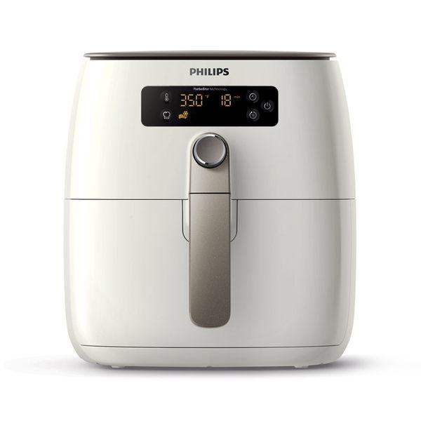 (超值下殺)飛利浦PHILIPS新一代TurboStar健康氣炸鍋HD9642送(烘烤鍋+煎烤盤+蛋糕模+食譜)