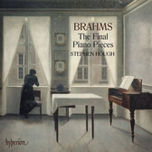 【停看聽音響唱片】【CD】布拉姆斯:最後的鋼琴作品 史帝芬.賀夫 鋼琴