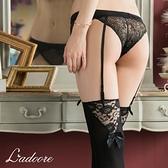 大腿襪 Ladoore 高貴女爵 性感美腿大腿襪(黑)