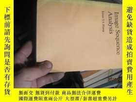 二手書博民逛書店7630圖像序列分析image?sequence?analysi