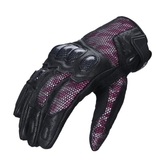 SPRS騎行手套男摩托車手套夏季透氣四季機車女賽車防摔觸屏碳纖維