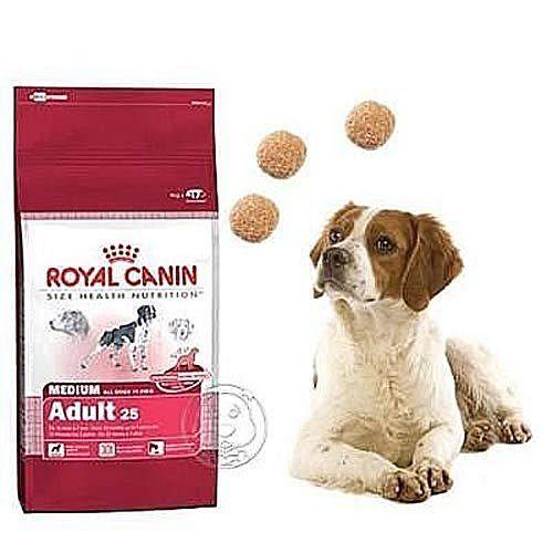 【ZOO寵物樂園】法國皇家中型成犬M25飼料-4kg
