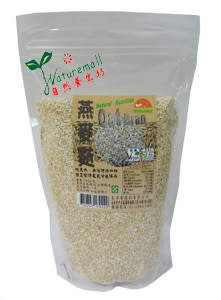 自然養生坊 燕麥麩 500g/包