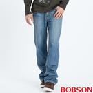 BOBSON 男款中直筒牛仔褲(1706...