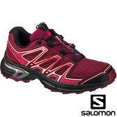 【SALOMON 法國】女 WINGS FLYTE 2 野跑鞋『甜菜紅/葡萄紅/黑』398466 越野鞋.登山鞋.健行鞋