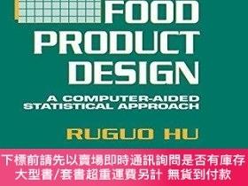 二手書博民逛書店Food罕見Product DesignY255174 Ruguo Hu Crc 出版1999