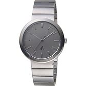 agnes b.watch 簡約法式精神時尚錶(BH8057X1)38mm / VJ21-KTF0N