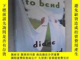 二手書博民逛書店英文原版罕見Going to Bend by Diane Ham