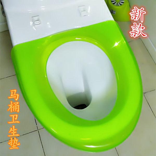 馬桶蓋 馬桶蓋衛生坐墊圈專用塑料合租房坐便器套墊子家用通用非一次性·夏茉生活