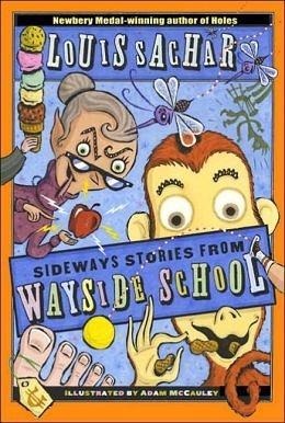 【麥克書店】『快樂讀出英語力』SIDEWAYS STORIES FROM WAYSIDE SCHOOL