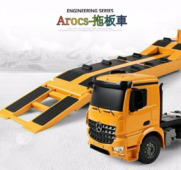 遙控拖板車 拖車 板車 工程車 平板拖車