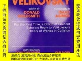 二手書博民逛書店Scientists罕見Confront VelikovskyY