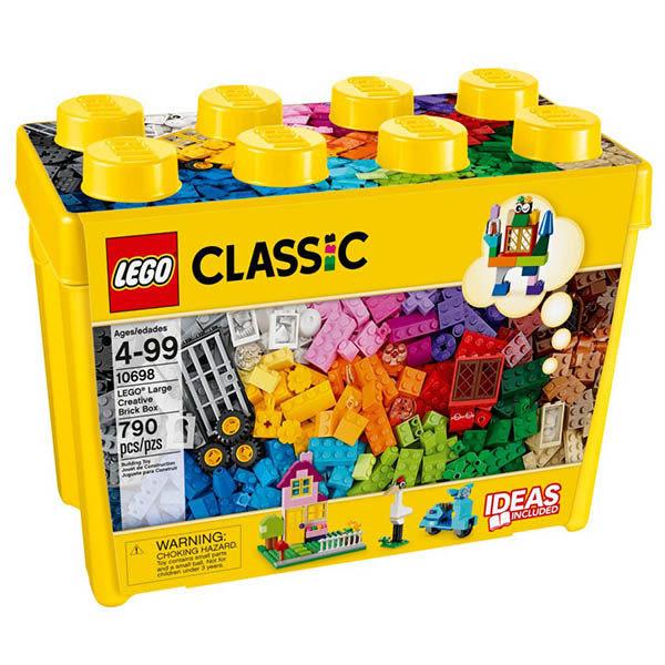 樂高積木LEGO Classic經典系列 10698 樂高大型創意拼砌盒