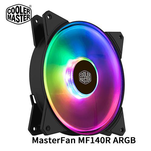 Cooler Master MasterFan MF140R ARGB 14公分 機殼風扇