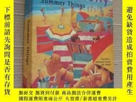 二手書博民逛書店Summer罕見things(英文原版大32開)Y146810