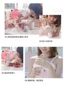 小熊榨汁機網紅攪拌杯家用迷你小型電動便攜式料理機炸水果汁學生 喵小姐