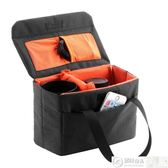 攝影包 背包客BBK-WD便攜折疊內膽加厚微單反相機收納包手提攝影包內膽包 居優佳品DF