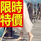 連身中長裙子俐落格調-自信細緻韓版日系夏季女裝4色53s21【巴黎精品】
