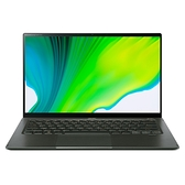宏碁Acer SF514-55GT-53NK 14吋筆電(i5-1135G7/MX350/16G/512G SSD/Swift 5/綠)