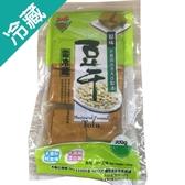 如祥小豆干(片)200G /包【愛買冷藏】