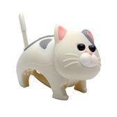 日本 zoonimal light 動物牧場 LED警示燈/手電筒/單/車前燈/車尾燈/腳踏車燈(內附電池)-Cate凱特貓