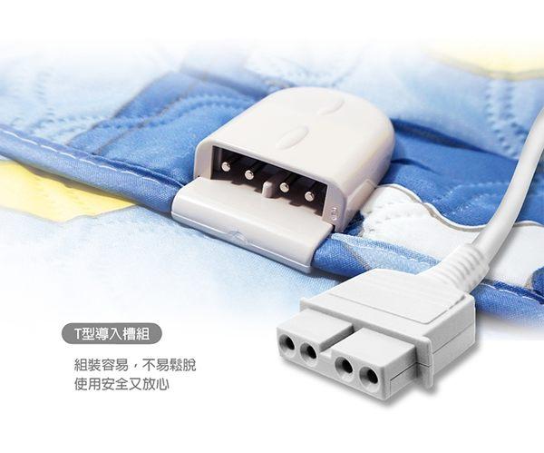 豬頭電器(^OO^) - 山多力 韓國原裝舒適恆溫雙人電毯【KW-830HP】花色隨機出貨