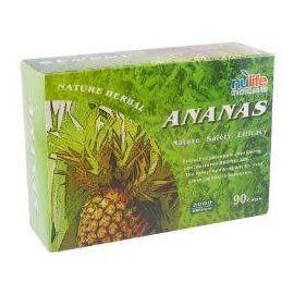 特惠中 弘茂醫藥級鳳梨酵素全世界最大品牌90顆/盒(買二盒送一30顆/罐600元)