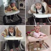 嬰兒學步車6/7-18個月寶寶兒童學步車防側翻可折疊起步學行腳步車 優家小鋪