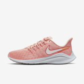 Nike Air Zoom Vomero 14 [AH7858-601] 女鞋 慢跑 運動 休閒 輕量 支撐 緩衝 粉灰