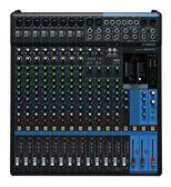【金聲樂器廣場】全新 2014  Yamaha MG16XU 混音器 (內建SPX效果/ 附USB功能)