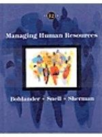二手書博民逛書店 《Managing Human Resources》 R2Y ISBN:032407266X