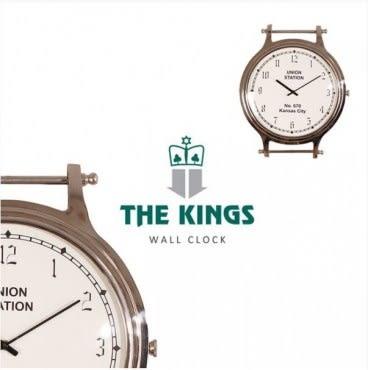 THE KINGS Flight diary飛行日記復古工業時鐘