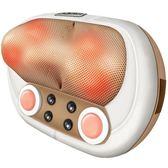 頸椎按摩器頸部腰部車載家用按摩枕多功能全身電動按摩靠墊 igo