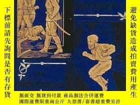 二手書博民逛書店古籍,Daring罕見Deeds《敢做敢爲》插圖版,1886年出