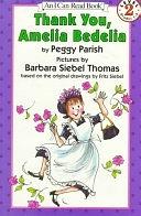 二手書博民逛書店 《Thank You, Amelia Bedelia》 R2Y ISBN:0064441717│Harper Collins