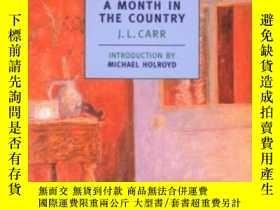 二手書博民逛書店A罕見Month In The CountryY307751 J.l. Carr; Michael Holro