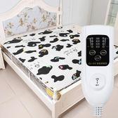 電熱毯雙人雙控調溫安全1.8米2家用無輻射防水智能定時電褥子 格蘭小舖