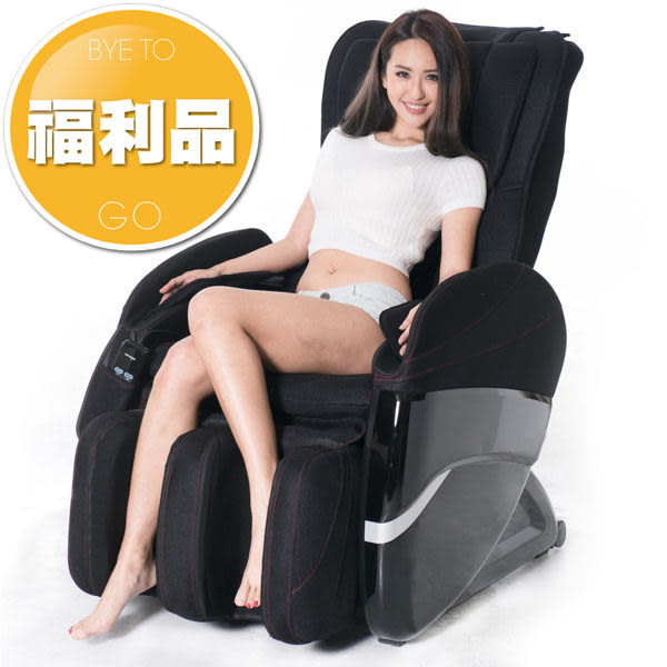 (福利品)Seven Star 七星級FUN筋鬆舒壓按摩椅-SC-355首創搖擺鬆筋功能~ 北北基、桃園地區免費配送