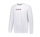NIKE服飾系列-NSW JDI CRW FLC BSTR 男款白色長袖保暖上衣-NO.BV5090100