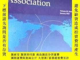 二手書博民逛書店Journal罕見of the AIR & Waste Mana