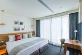 天成飯店集團 金色甜夢床-標準雙人床-上墊