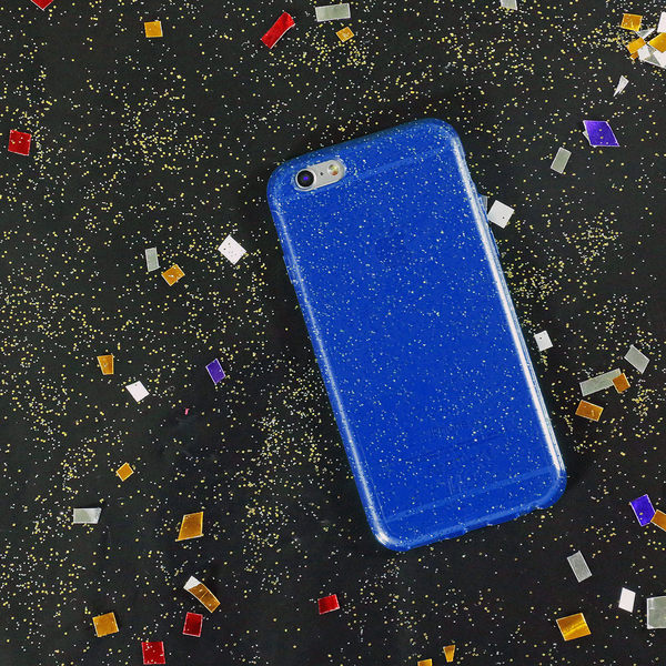 iPhone 6/6s Plus 手機殼 5.5吋【Crystalline II 晶透閃耀 - 藍寶石】- WaKase