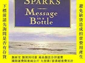 二手書博民逛書店Message罕見in a BottleY18910 Spark