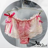 。。◆Turandot-杜蘭朵 ◆優雅氣質  透氣透明蕾絲   性感蝴蝶法式小褲[ 03290023] 3色  Free Size